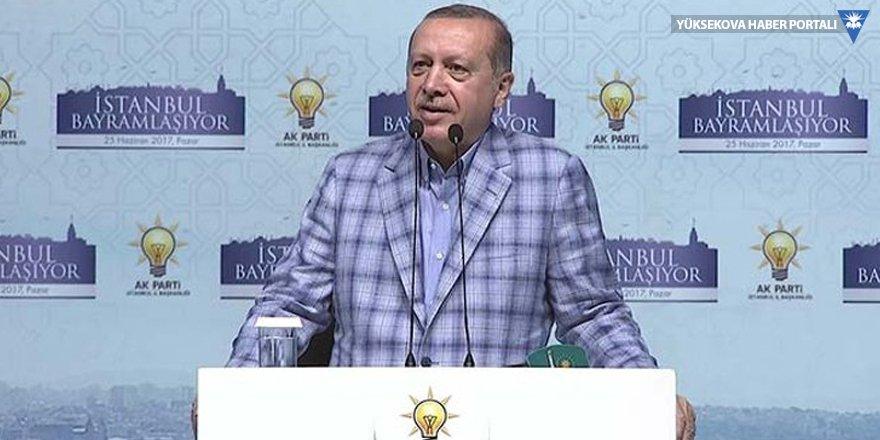 Erdoğan'dan YPG tepkisi: NATO gözden geçirilmeli