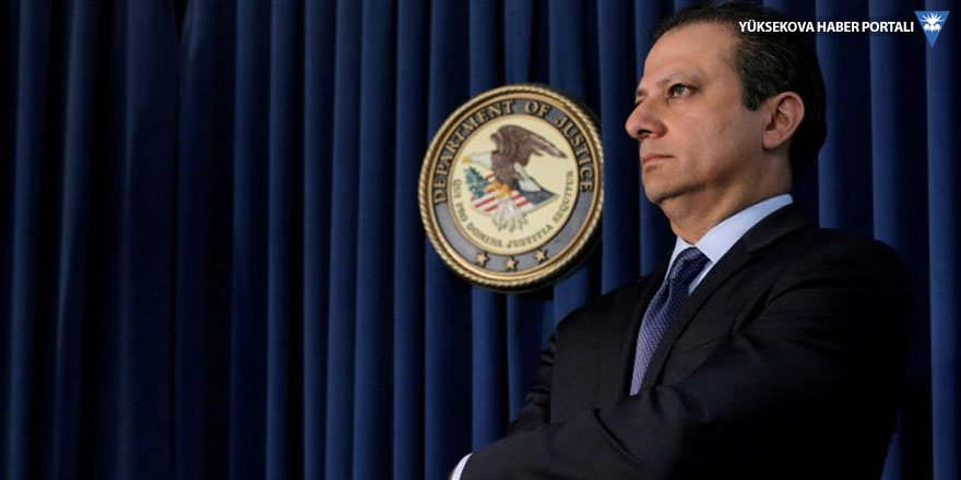 Sarraf savcısından Trump'a Erdoğan tepkisi