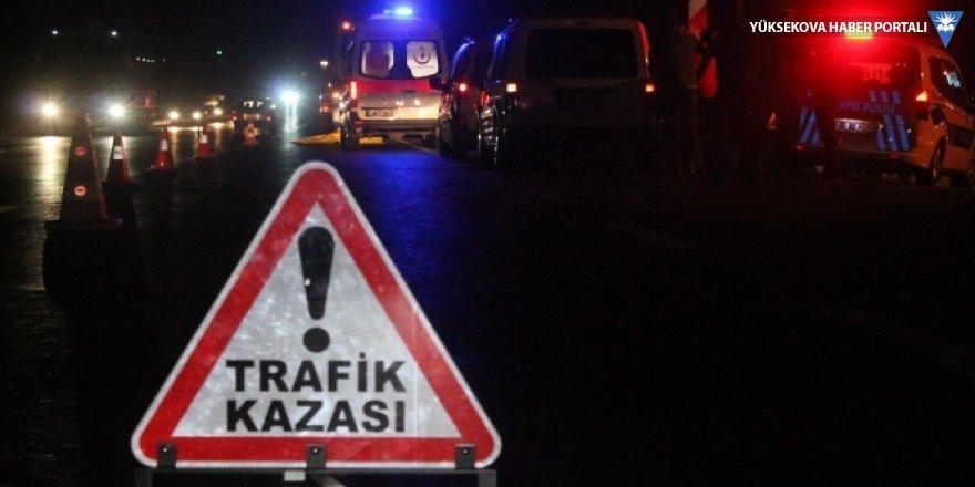 Hatay'da trafik kazası: 4 ölü, 1 yaralı
