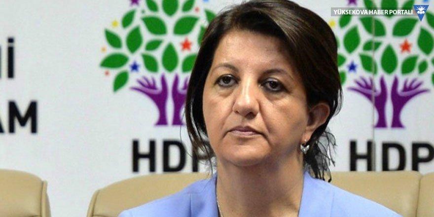 Pervin Buldan'dan Adalet Yürüyüşü'ne katılma şartı
