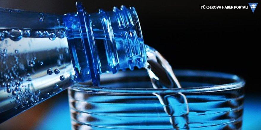 Uzmanlardan günde 2 şişe maden suyu önerisi
