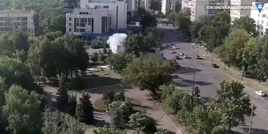 Ukrayna'daki patlamada istihbarat subayı öldü