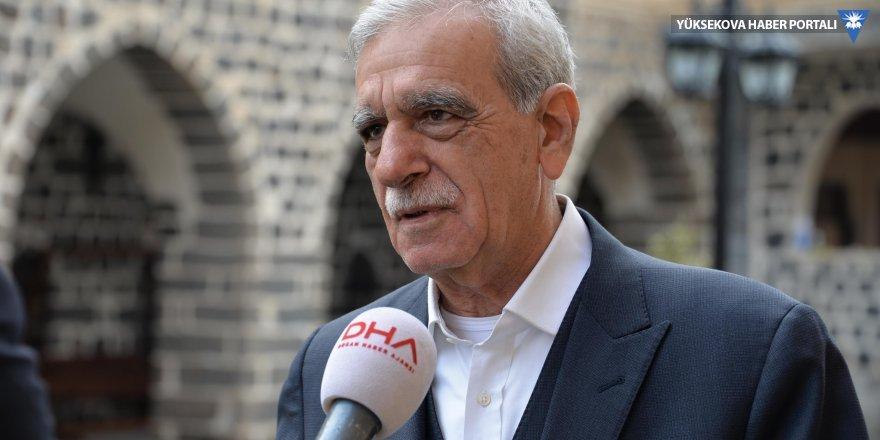Ahmet Türk: Kürtler PKK müdahalesini makul kabul ediyordu ancak Afrin'i nasıl kabul edecek?