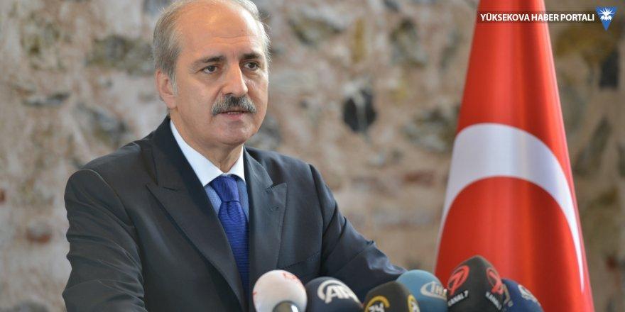 Numan Kurtulmuş: AK Parti daha özgürlükçü olmalı