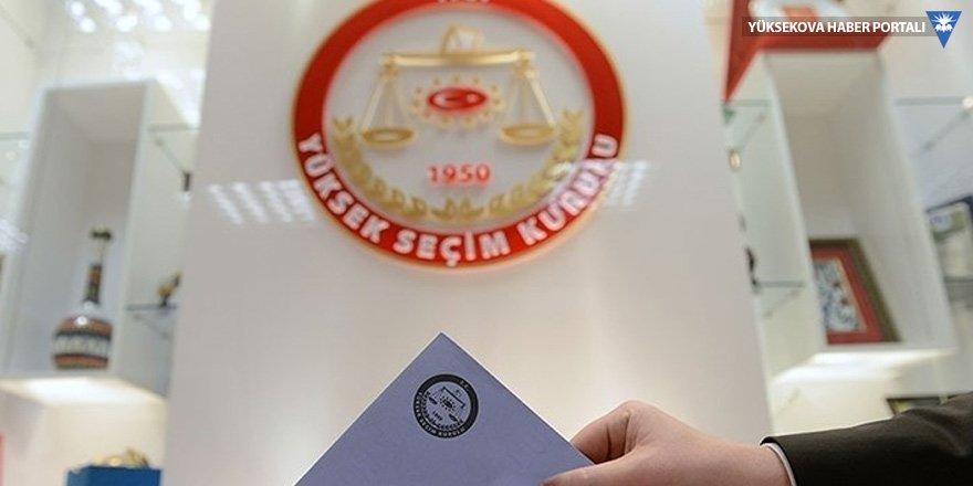 YSK, sosyal medyadaki İYİ Parti yazısını yalanladı