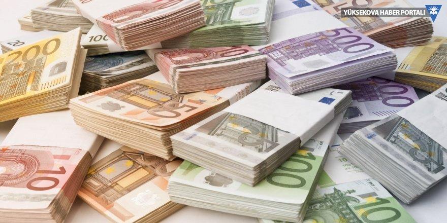 Euro tarihi rekor seviyede