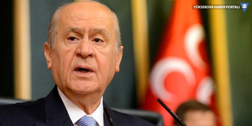 Bahçeli'den Erdoğan'a Ecevit ve 'Kürtçülük' tepkisi