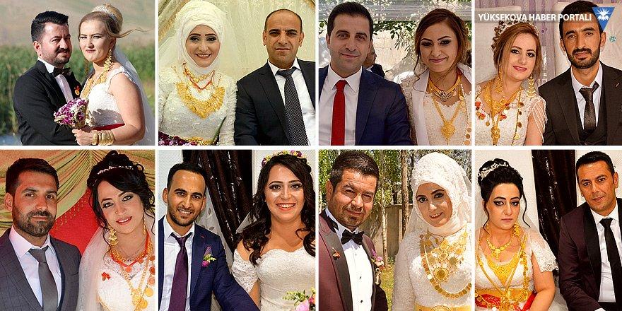 Yüksekova Düğünleri (08-09 Temmuz 2017)