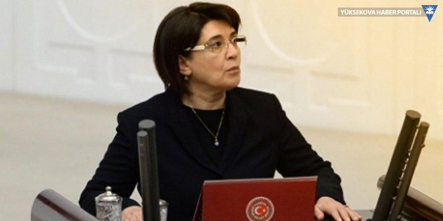 Leyla Zana'nın vekilliğinin düşürülmesi için komisyon kuruldu