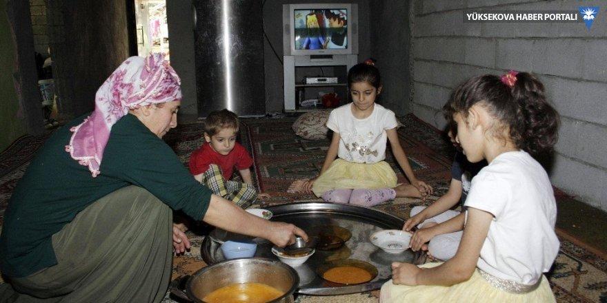 9 nüfuslu ailenin yaşam mücadelesi