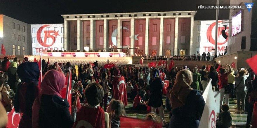 'Kılıçdaroğlu ve Bahçeli göz göze gelmedi'