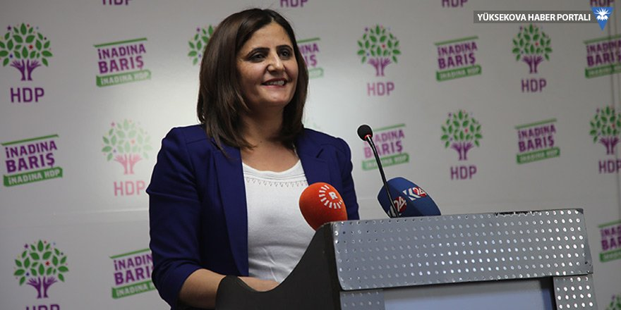 HDP Milletvekili Taşdemir serbest bırakıldı