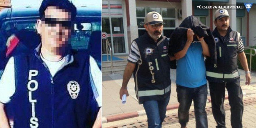 20 yıllık polise maskeli gasptan tutuklama
