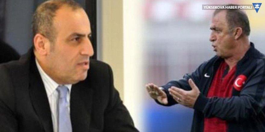 Terim ile kavga eden Selahattin Aydoğdu gözaltına alındı