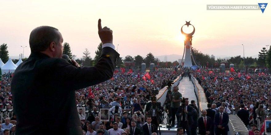 The Guardian Erdoğan'a sordu: Nasıl bir adalet?