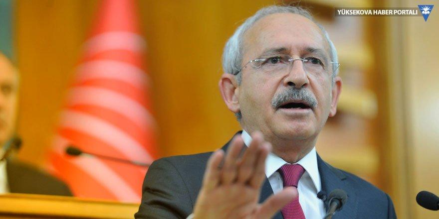 Kılıçdaroğlu'ndan Erdoğan'a: Kabile devletinin kabile reisi