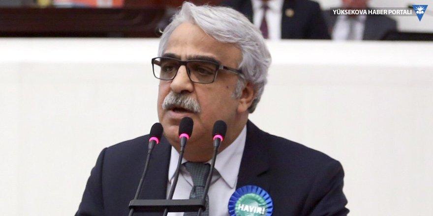 Sancar: Darbe Komisyonu'nun amacı hakikatin karartılması