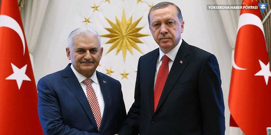 Yıldırım 'salı' dedi ama Erdoğan tatili ilan etti!