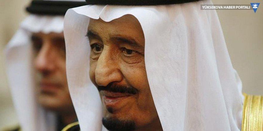 Suudi kralı prens tutuklattı