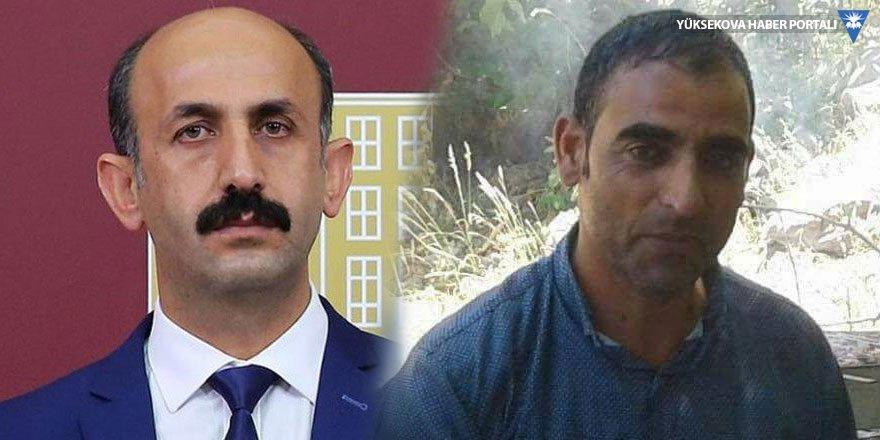 Hakkari Milletvekili Nihat Akdoğan, Necmettin Fendik'i Bakan Soylu'ya sordu