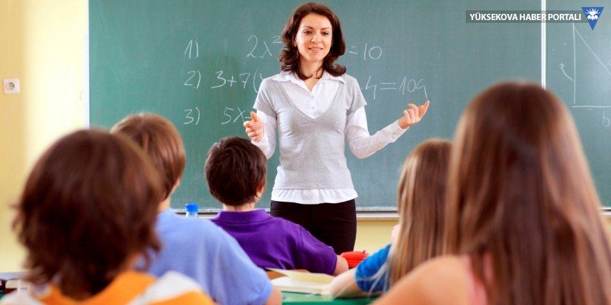 Sözleşmeli öğretmene şartlı tayin hakkı