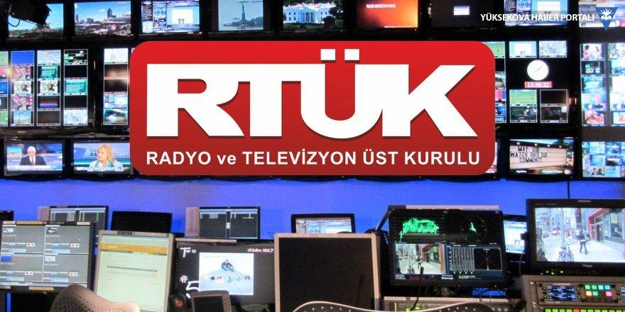 5 televizyon kanalının lisansı iptal