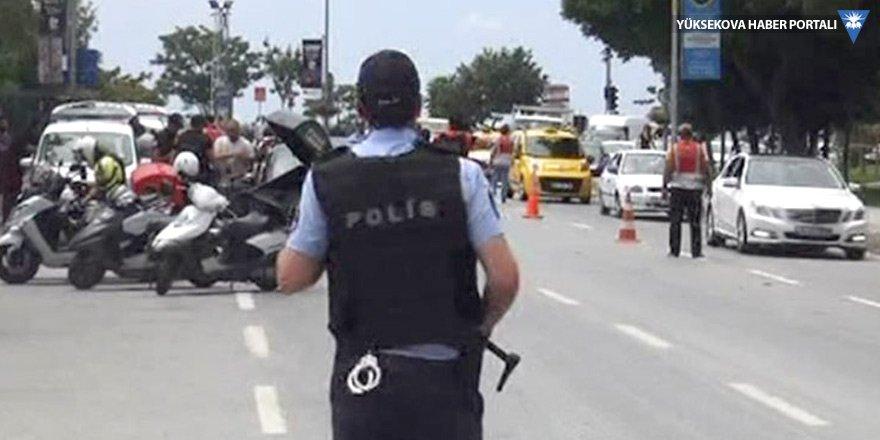 İstanbul'da 35 noktada kimlik denetimi