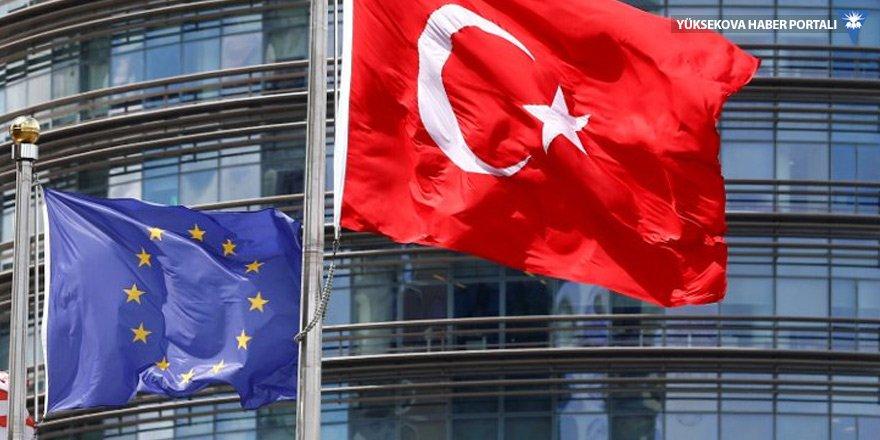 AB'den Türkiye'ye: Derhal bırakın