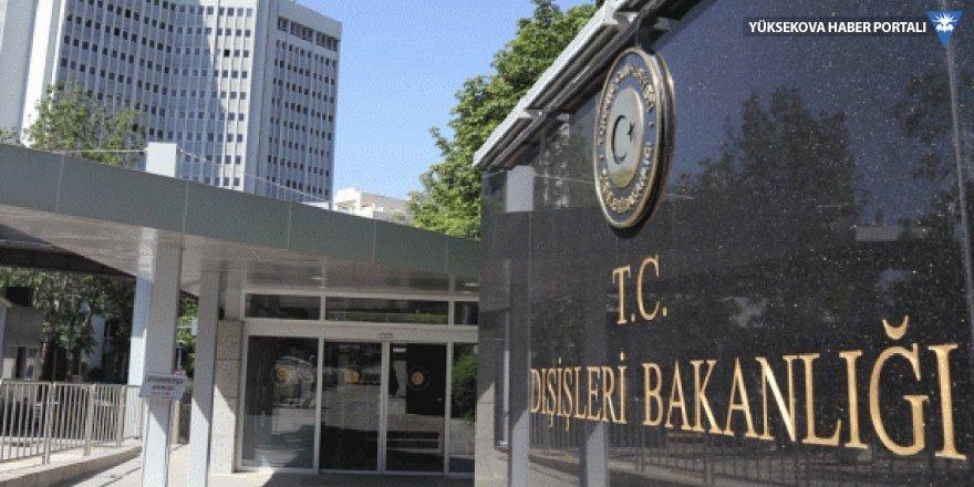 Dışişleri Bakanlığı: Bakan Gabriel'in yargıya müdahalesine izin vermedik