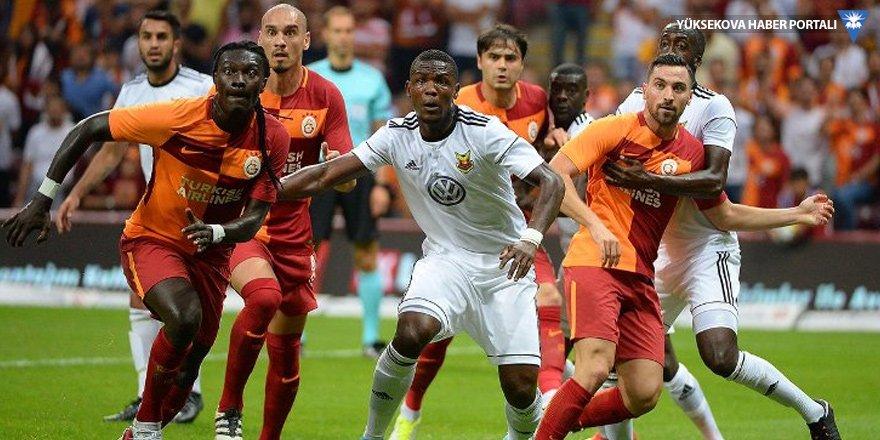 Galatasaray, Avrupa Ligi'nden elendi