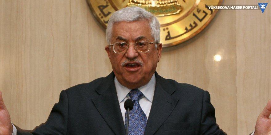 Mahmud Abbas: ABD'nin arabuluculuğunu kabul edemeyiz