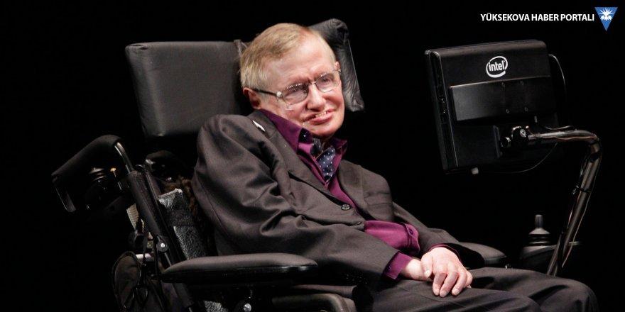 Hawking uyarmıştı: Robotlar tekin değil!