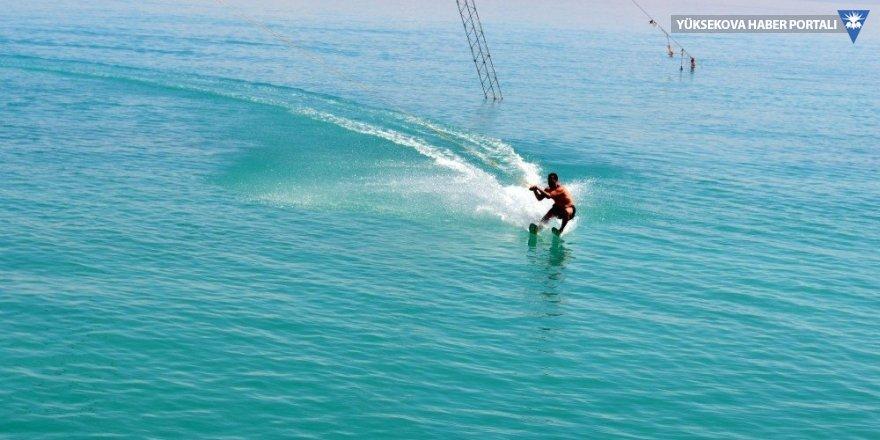 Van Gölü'nde adrenalin
