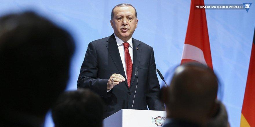 Erdoğan: ABD'li dostlarımız FETÖ'nün gerçek yüzünü görecek