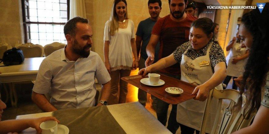 Mardin'de Down kafe açılacak