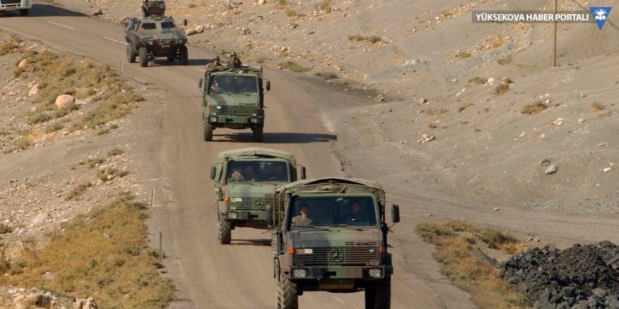 Hakkari'de 25 bölge 'özel güvenlik bölgesi' ilan edildi