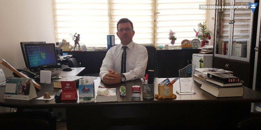 Şırnak Üniversitesi rektörlüğüne vekaleten atama