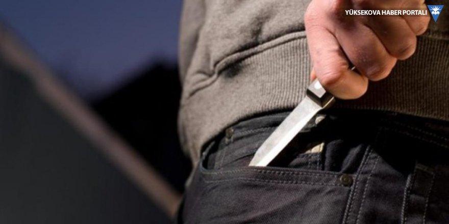 Doğubayazıt'ta bıçaklı kavga: 1 ölü
