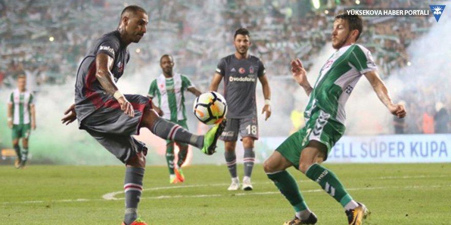Beşiktaş'a verilen cezalar kesinleşti