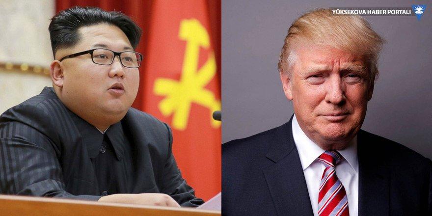 Trump Kuzey Kore liderini övdü!
