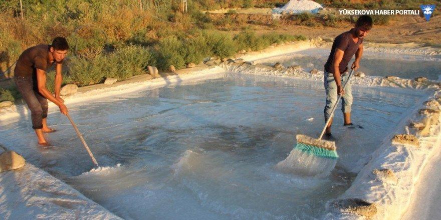 500 yıldır tuz üretiyorlar