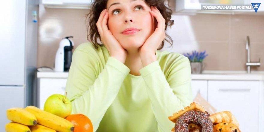 Psikolojik hazırlıktan yoksun diyetler çözüm değil