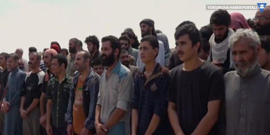 SDG'den 96 IŞİD'ciye af
