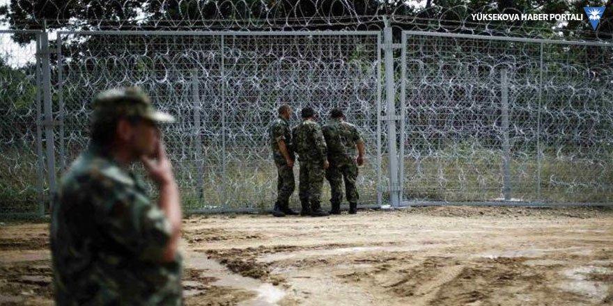 Bulgaristan Türkiye sınırında önlem alıyor