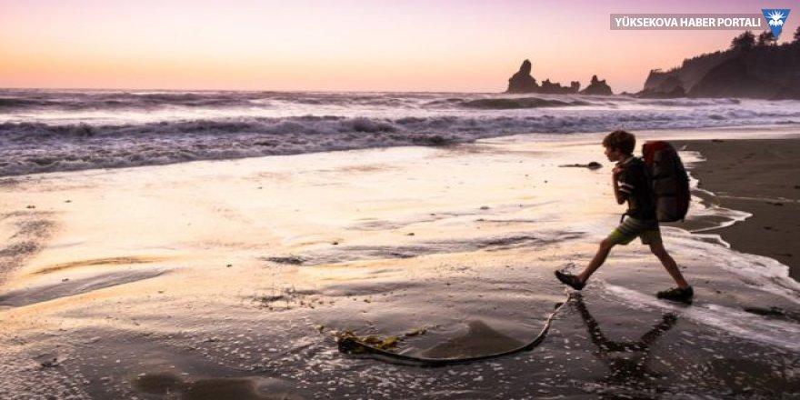 11 yaşındaki çocuk patlamamış havan topu mermisiyle 300 kilometre yol gitti