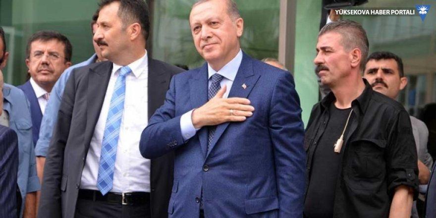 Erdoğan'dan Sigmar Gabriel'e: Sen kimsin?