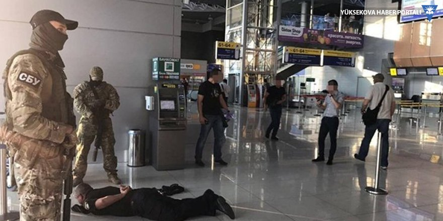 Rüşvet baskını: Amirler yakalandı