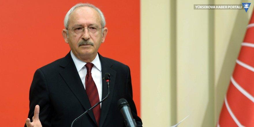 CHP Genel Başkanı Kemal Kılıçdaroğlu: Baykal'ın durumunda kötüye gidiş yok