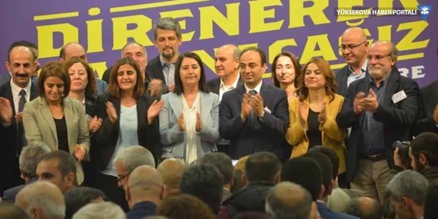HDP'den '4 Kasım' eylem planı