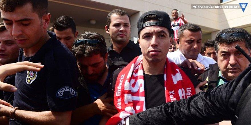 Samir Nasri Antalyaspor'a imzayı attı